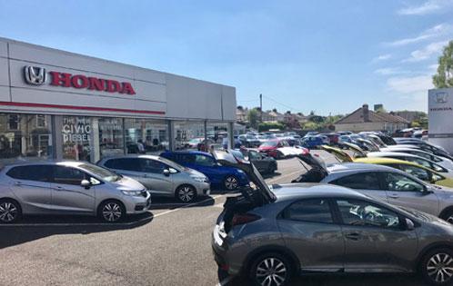 Greenacre Honda New And Used Honda Cars Dealers In Blackburn