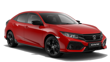 New Civic 5 Door Offer