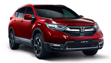 New CR-V Offer